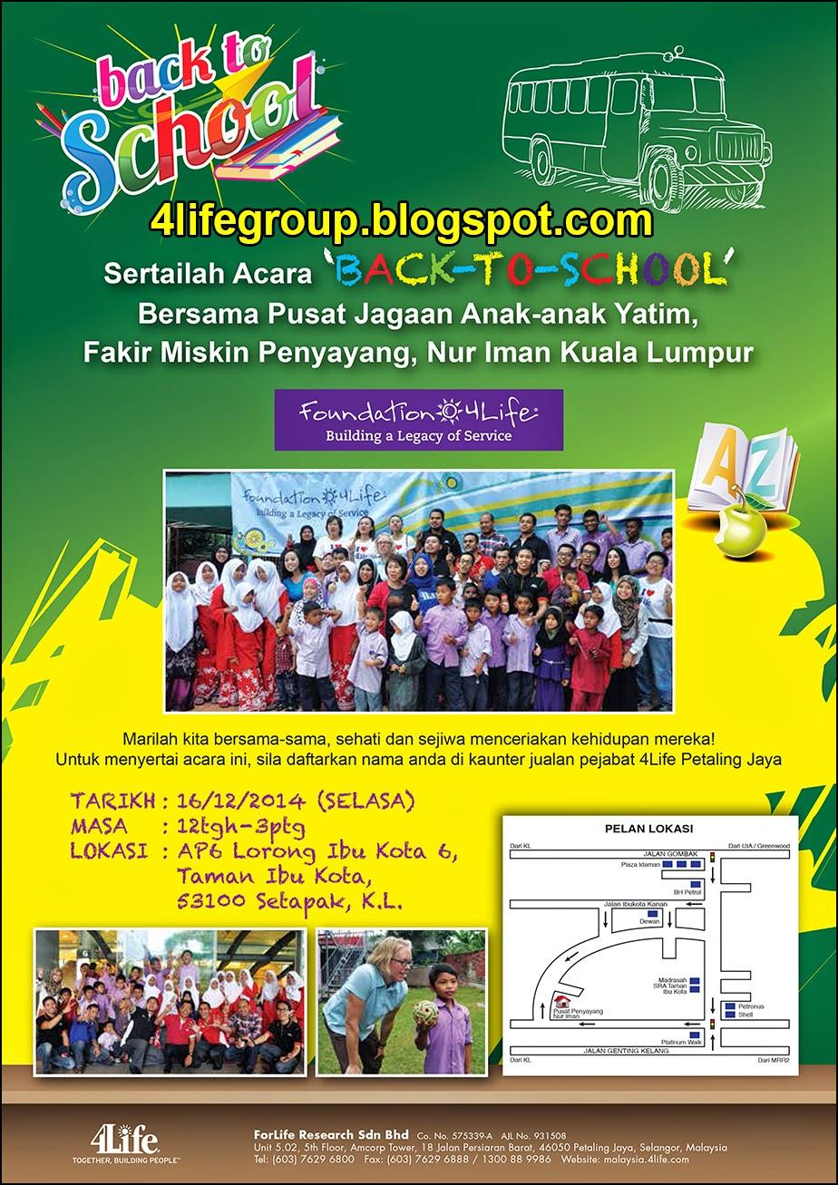 foto Back to School - Foundation4Life