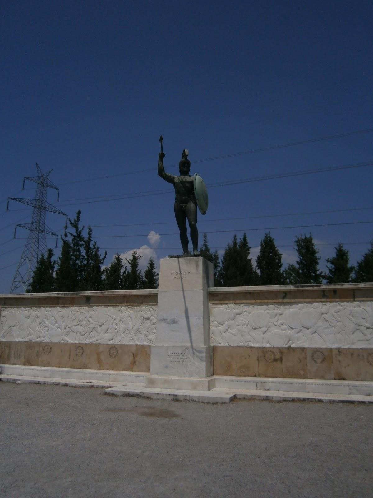 7 Αυγούστου 480π.Χ.: Η Μάχη των Θερμοπυλών! ΜΟΛΩΝ ΛΑΒΕ...