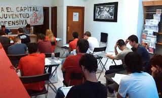 Plenario de militantes CJC La Rioja 998961_629027367119817_1954316302_n