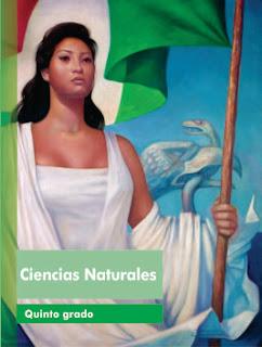 Libro de TextoCiencias Naturales Quinto grado 2015-2016