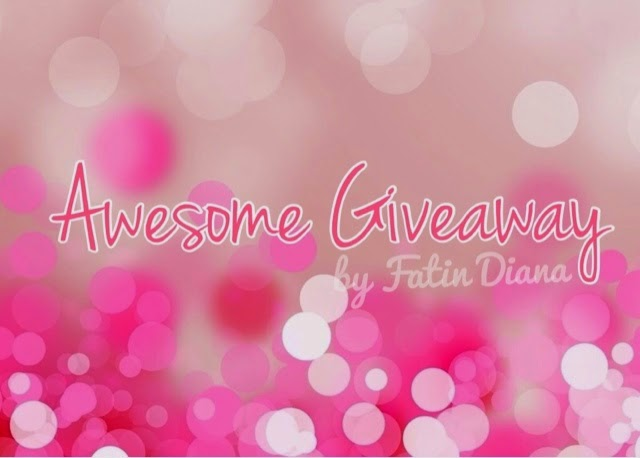 Awesome Giveaway Part 3 by FatinDiana