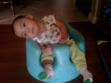 Gabriel 3 months old