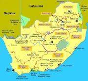 South Africa Map Pictures (south africa map picture)