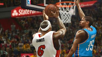 Graphics Mod for NBA 2K14 PC