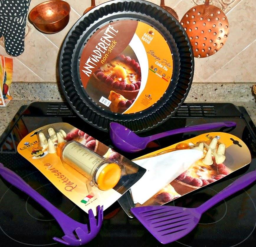 leber utensili per la cucina made