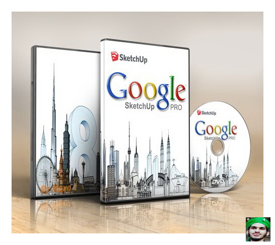 Free software download google sketchup pro 2013 v13 0 for Sketchup 2013