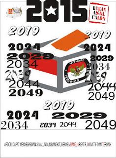 Pemilu serentak Nasional sesuai Putusan MK