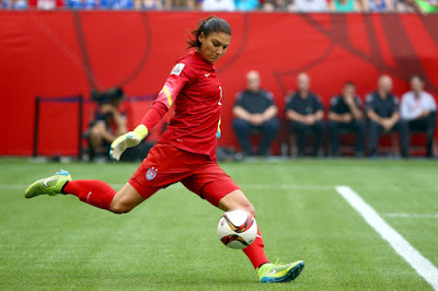 World Cup Champion 2015 Hope Solo - Hope Solo Insanity Asylum - Hope Solo Workout