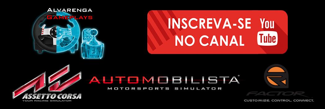 Auto Sim Racing - Tudo em Veículos Nacionais para rFactor e Automobilista!