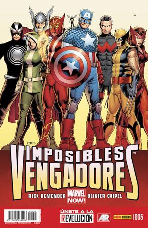 Imposibles Vengadores 5