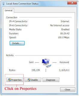 properties Cara Share Koneksi Internet Melalui WiFi dengan mHotSpot