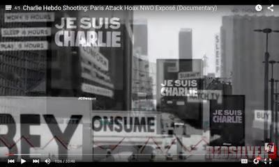RedSilverJ YouTube Charlie Hebdo Documentary Exposé