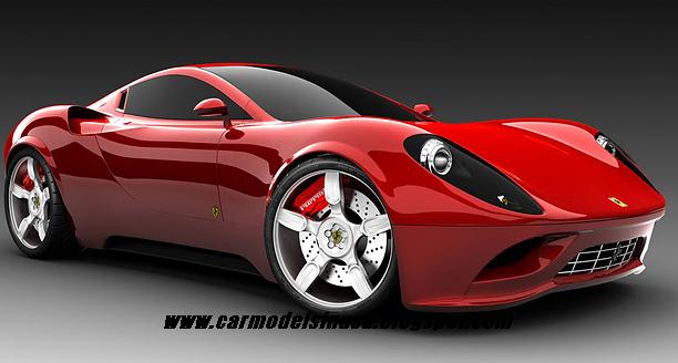 Ferrari Car Models 4