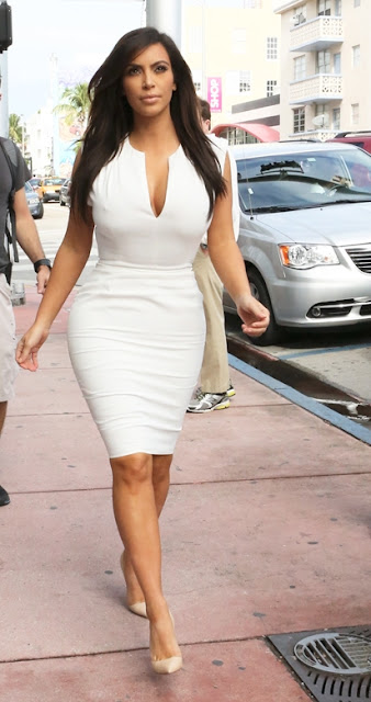 how to get a curvy body like kim kardashian