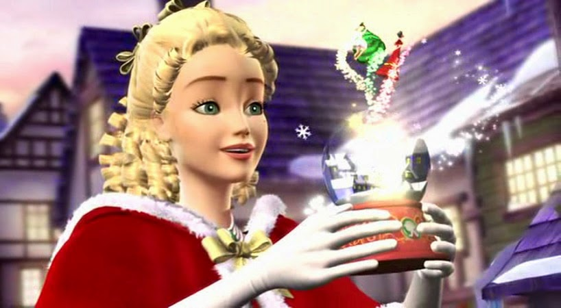 Barbie in a Christmas Carol (2008) Wallpapers Free Download-Free Barbie Movie Wallpapers Download