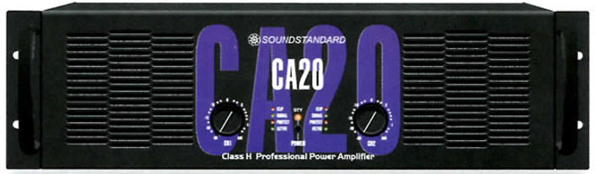 Kurnia Musik Semarang Sound Standard CA20