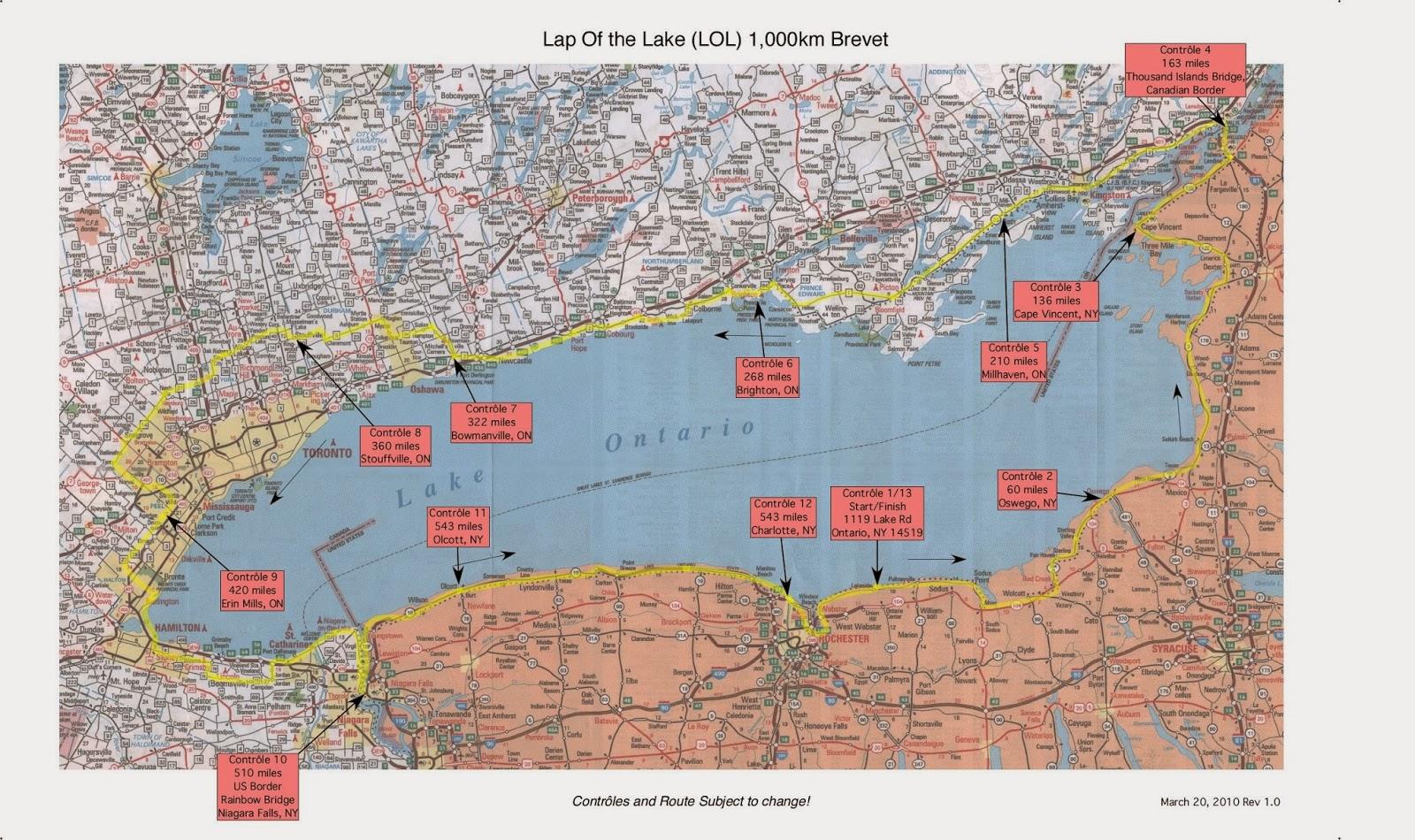 Marks Chevy Monza Marks Monza Spyder To Circle Lake Ontario - Marks lake maps