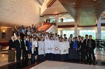 Lawatan Ke Dewan Undangan Negeri Sabah