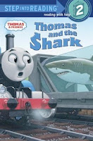 bookcover of THOMAS AND THE SHARK (Thomas and Friends)