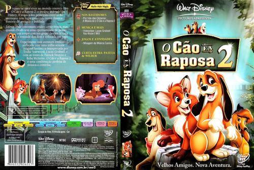 O Cão e a Raposa 2 Torrent - DVDRip