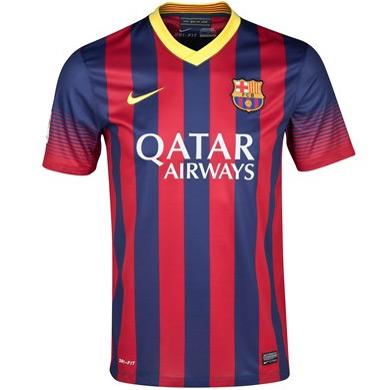camisa barça 2014