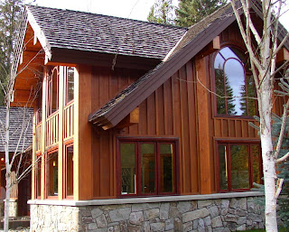 wood siding stain