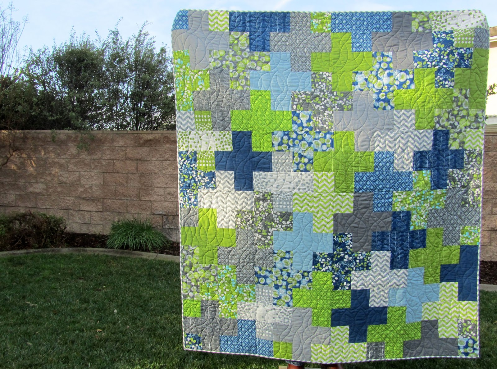 Made With Love Simply Color Plus Quilt