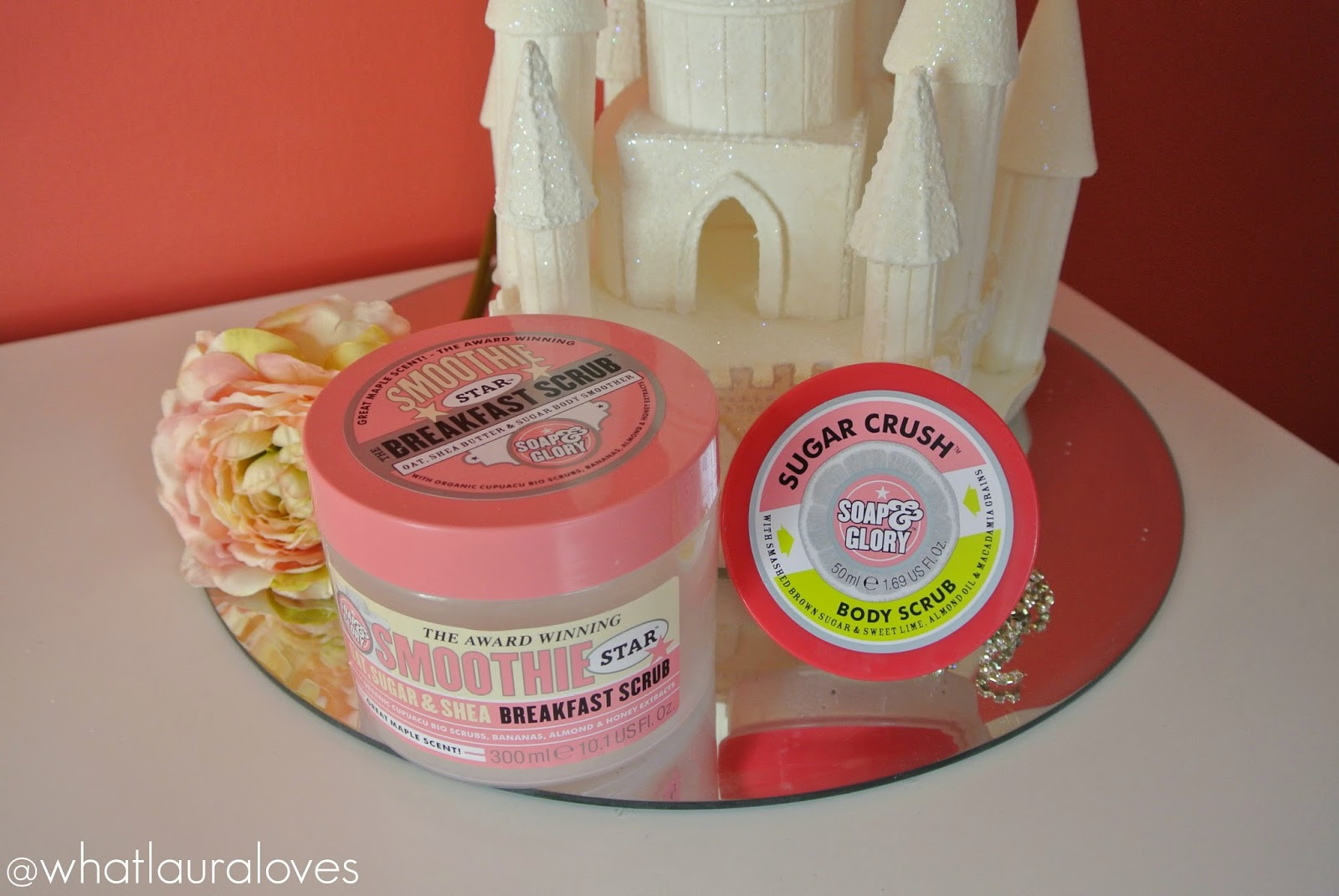 Soap and Glory Body Scrubs