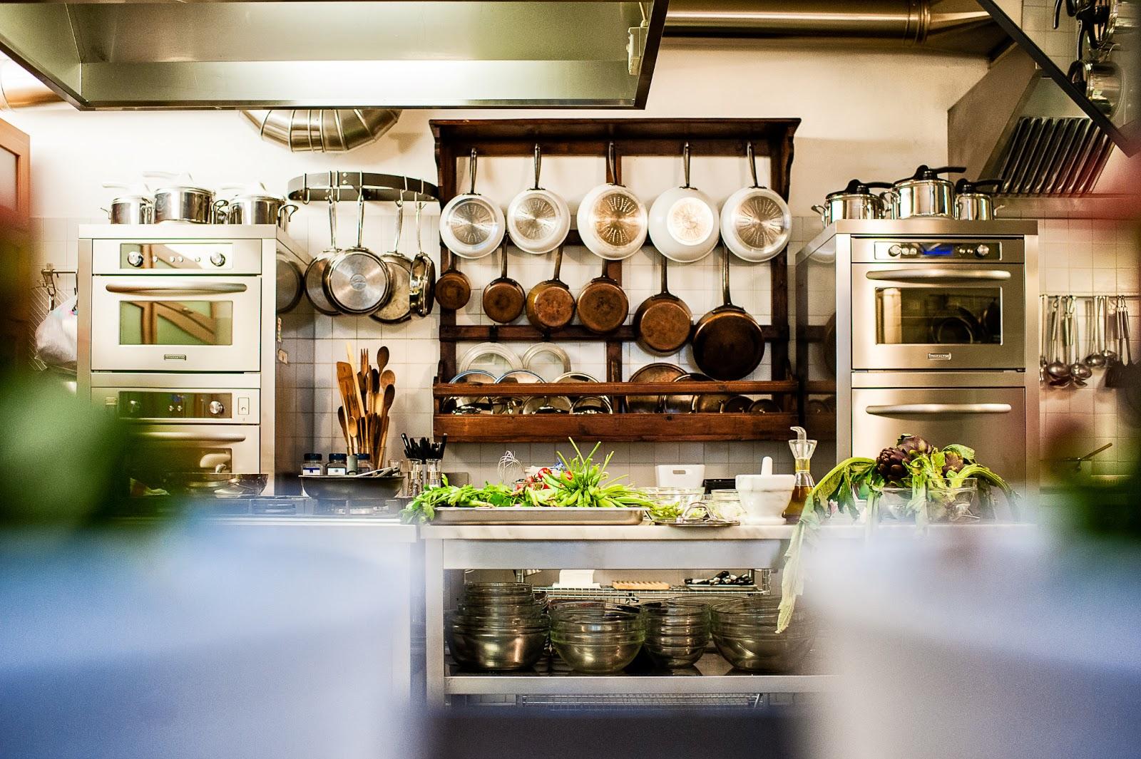 Scuola di arte culinaria cordon bleu firenze - Cucina 16 firenze ...