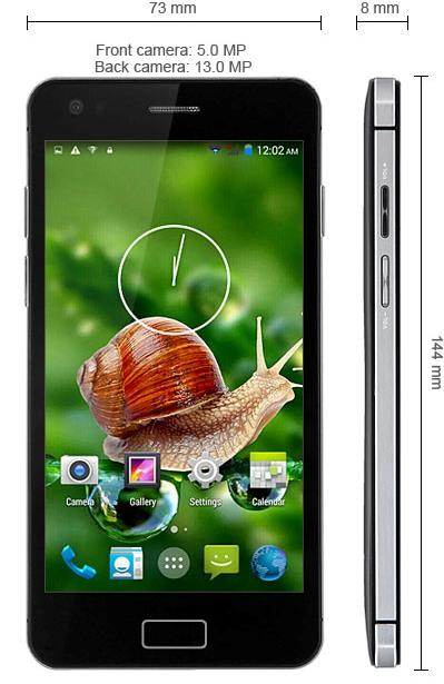 Smartphone Libre 5 pulgadas