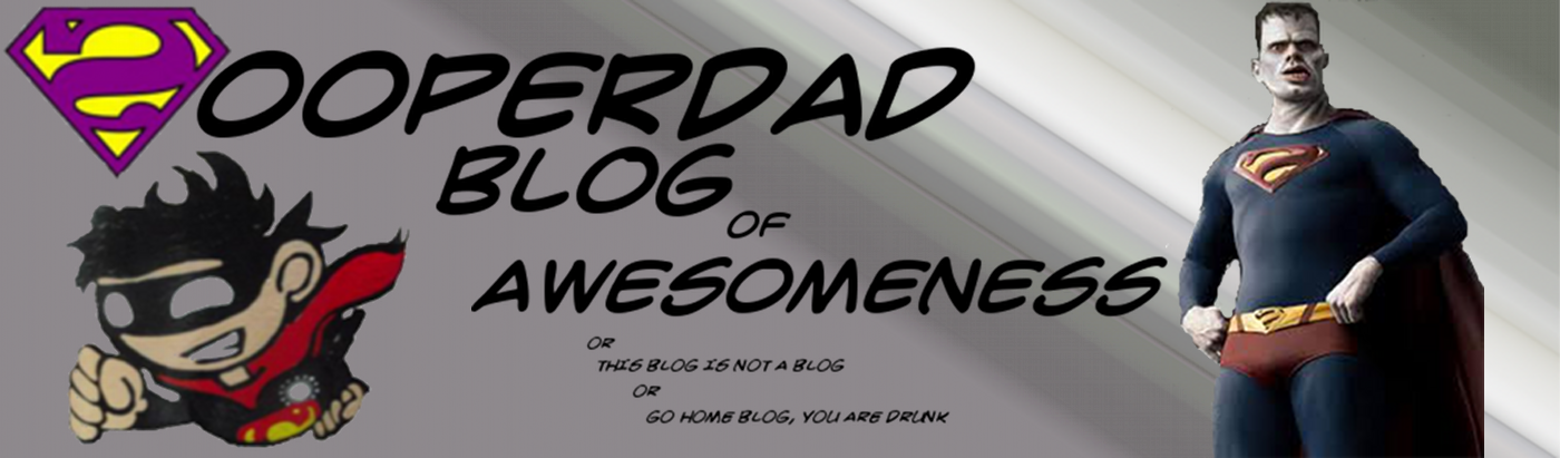 SooperDad Blog of Awesomeness