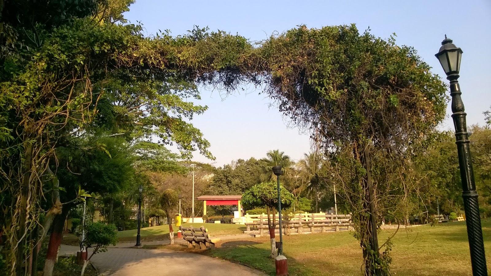 Parks, gardens, pune