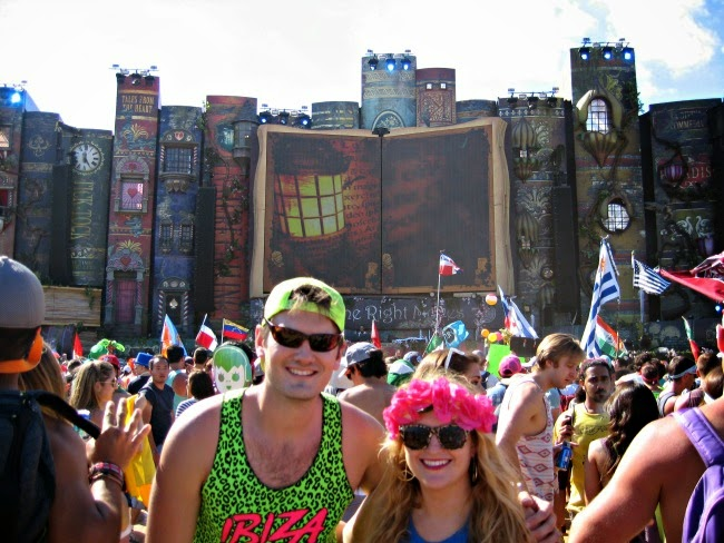 How to Get to TomorrowWorld