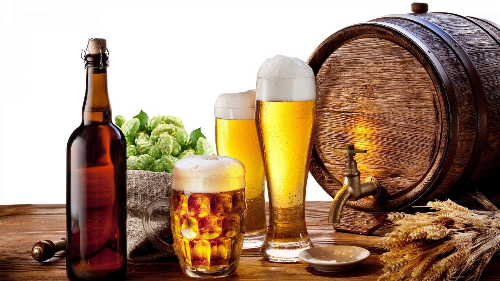 Rượu bia và nguy cơ xơ gan