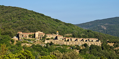 Picture of Verne monastery in Massif des Maures