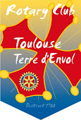 Notre club parrain : Rotary Club Toulouse Terre d'Envol