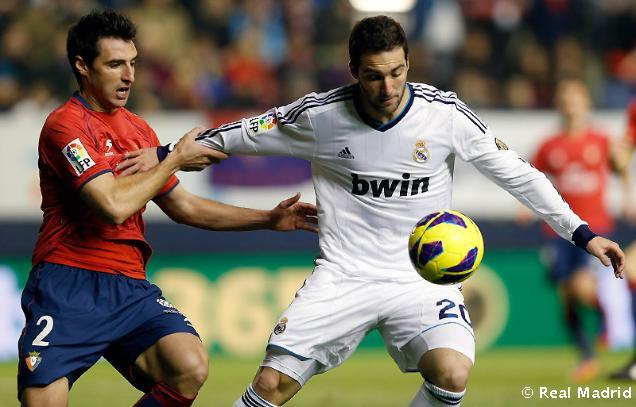 Hasil Pertandingan Real Madrid Tadi Malam