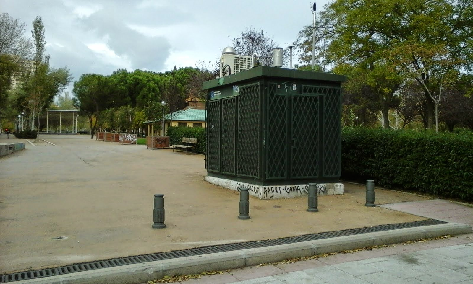 Contaminación en nuestros barrios