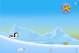 Racing Penguin Gameplay 2