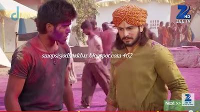 Sinopsis Jodha Akbar Episode 459