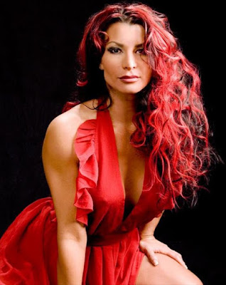 Victoria, Tara, Lisa Marie Varon, beautiful women of wrestling, beautiful wrestling divas
