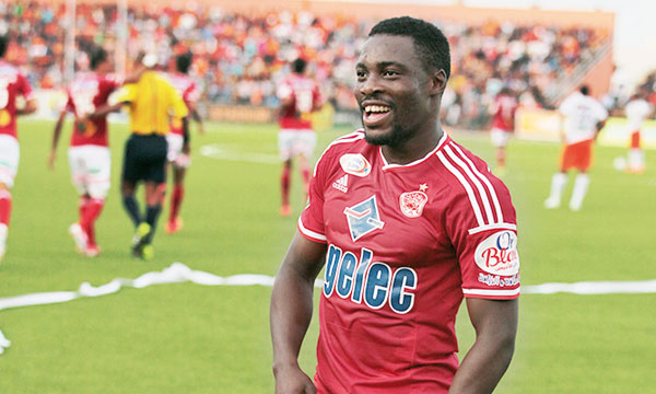 مالك ايفونا لاعب الأهلي الجديد