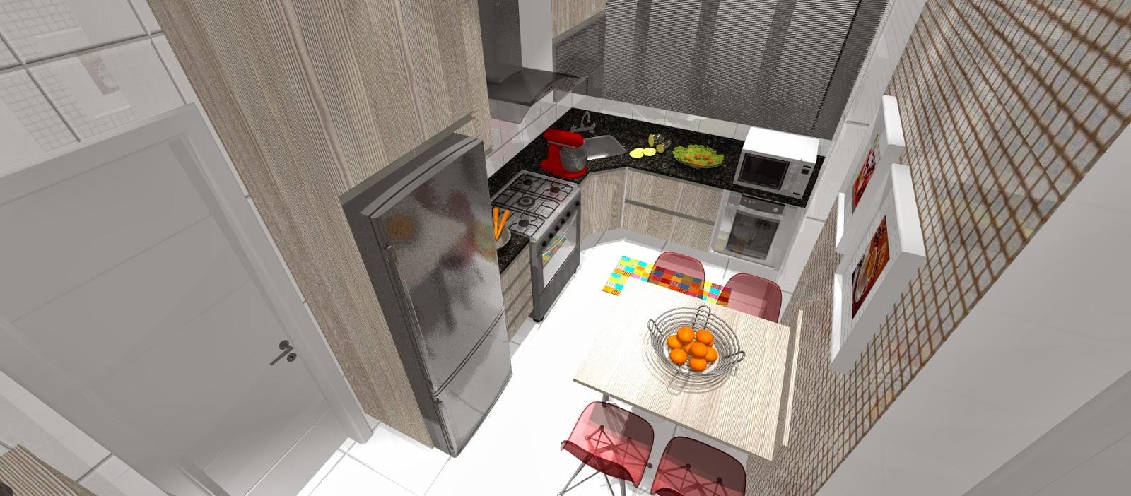 Cozinha Planejada Compacta Fbrica De Cozinhas Planejadas Em Marlia