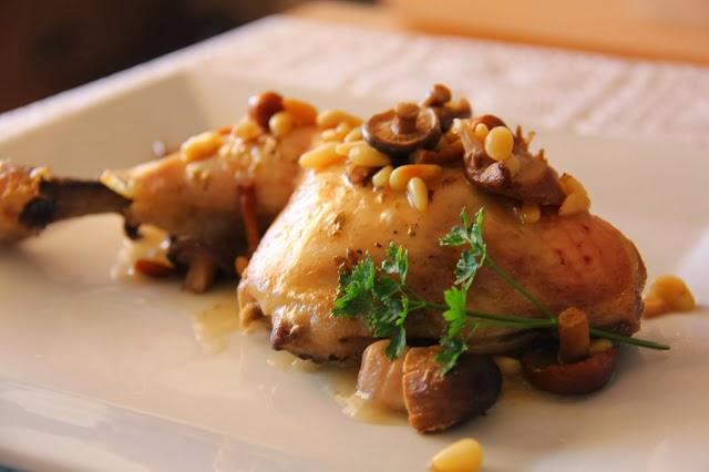 Pollo A La Horchata