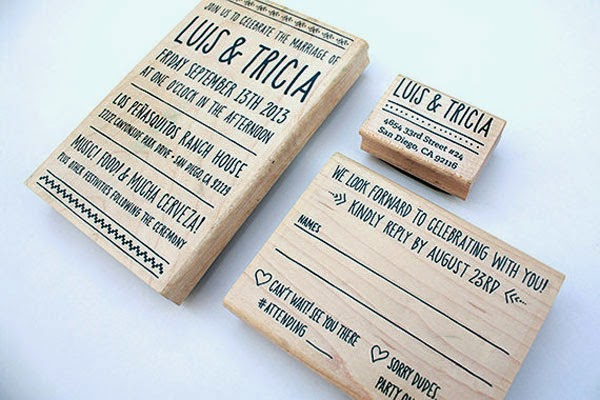 21 wedding stamps for your wedding stationery - jayce-o-yesta,