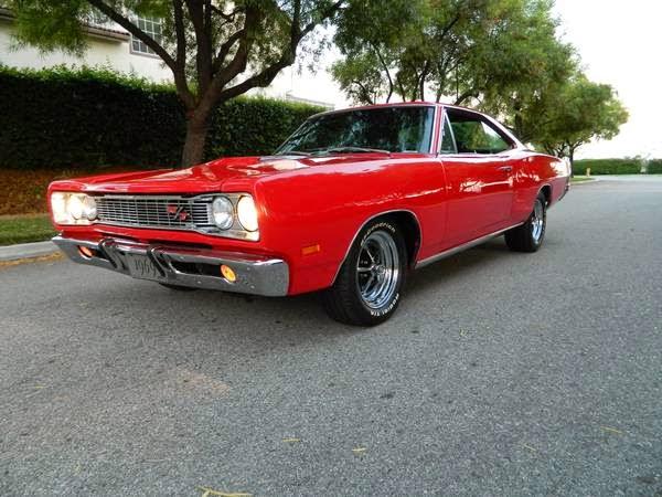 1969 Dodge Coronet R/T | Auto Restorationice