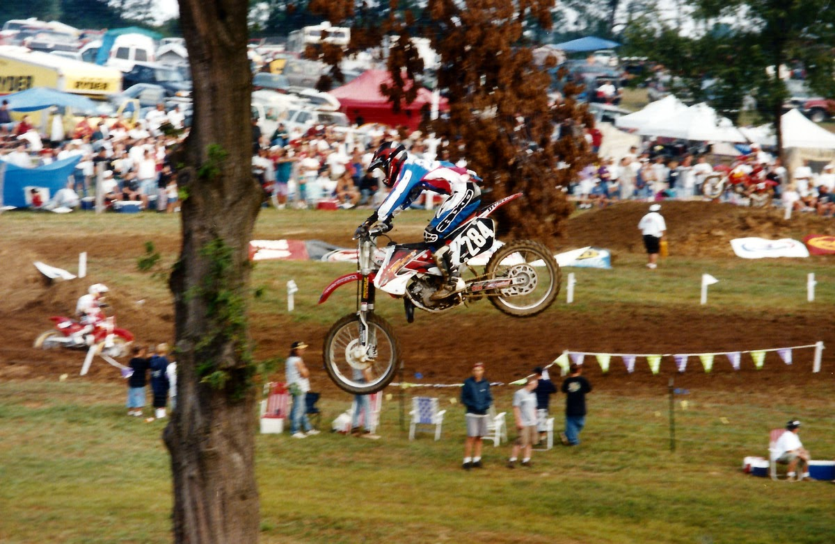 Matt Walker Steel City 1998