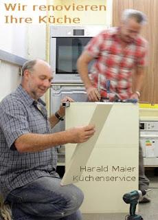 Harald Maier - Ihr Küchenrenovierer in und um München