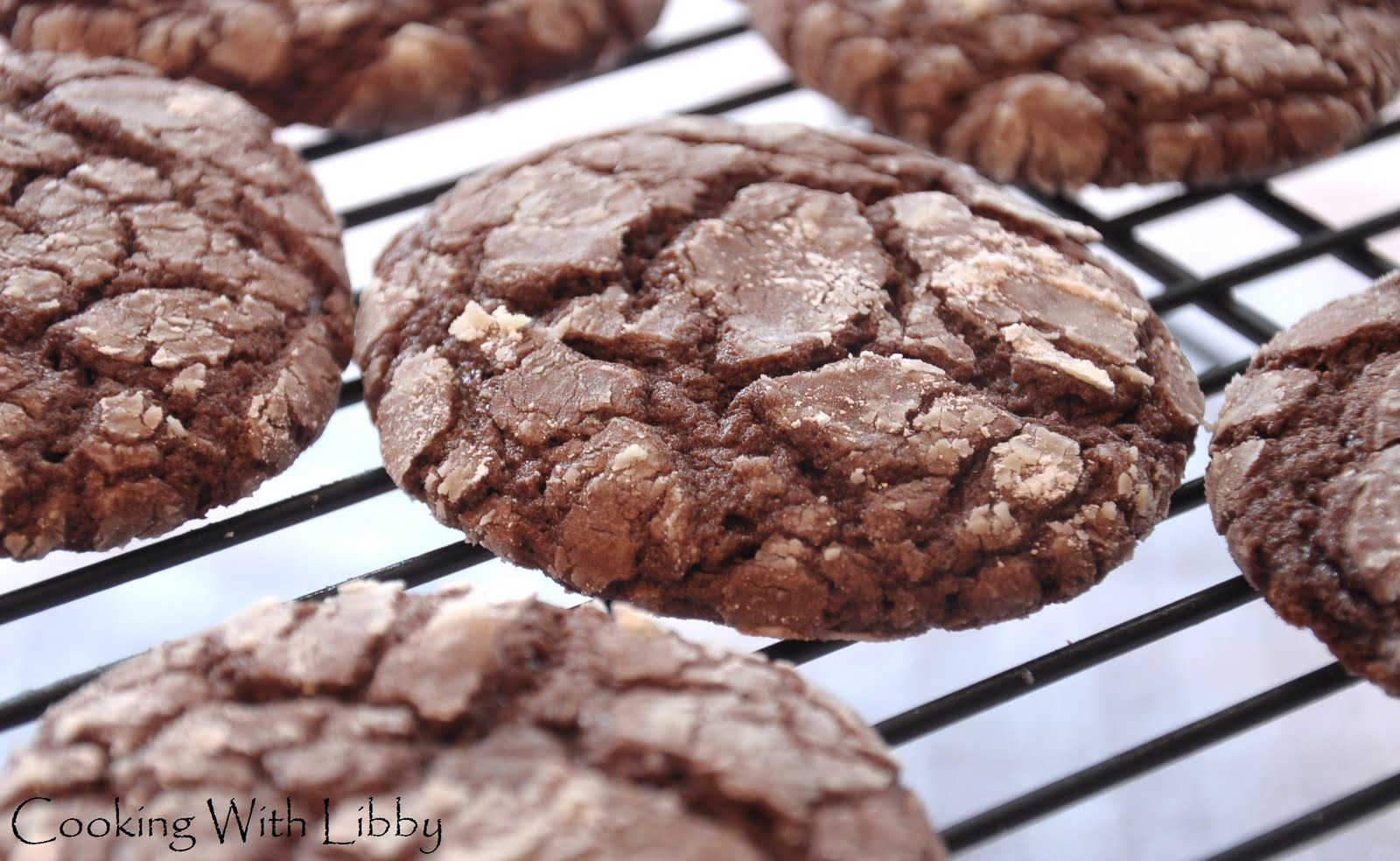 Mexican Mocha Crinkle Cookies Recipes — Dishmaps