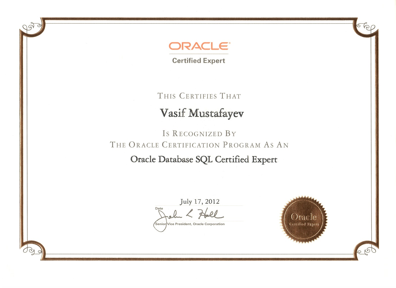 Vasif mustafayevs blog certified 1betcityfo Image collections